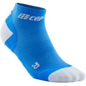 cep Ultralight Low Cut Socks Women electric blue/light grey